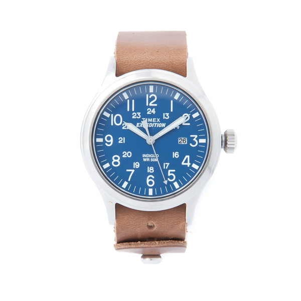 Horween Leather Timex Expedition