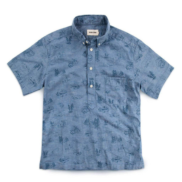 SS Aloha Short Sleeve Buttondown