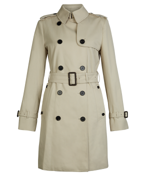 Heavy Duty Trench Coat