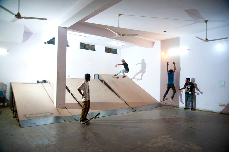 free motion delhi skateboarding academy active8 sports