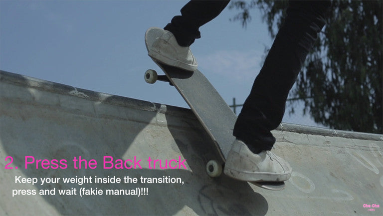 How to Rock To Fakie - Break It Down India