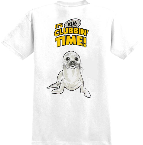 Real Clubbing Time Premium T-Shirt