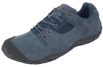 Wildcraft Men's Navy Leather Trekking & Hiking Boots