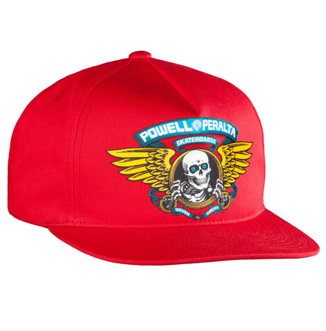 Powell Peralta Winged Ripper Snapback