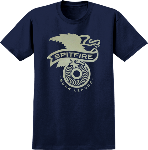 Spitfire Burn League T-Shirt
