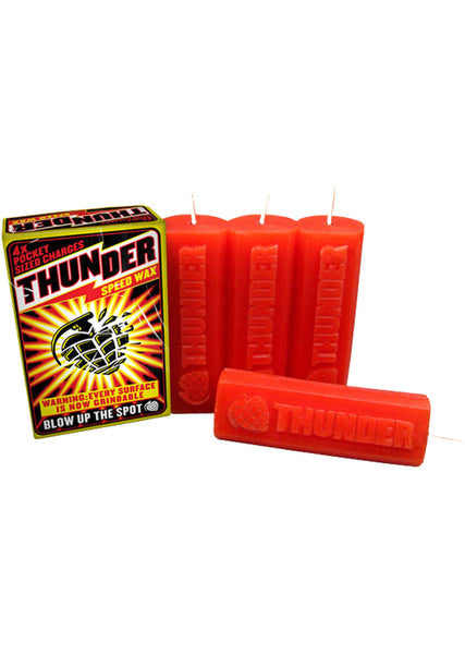 Thunder Curb Speed Skateboard Wax