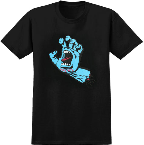 Santa Cruz Screaming Hand Front T-Shirt