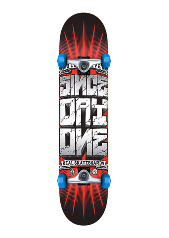 Real SDO Loco Medium 7.75 Pre-Assembled  Complete Skateboard