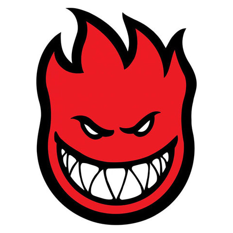 Spitfire Helloween Red Face Mask