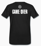 lights out game over t-shirt (different colors)