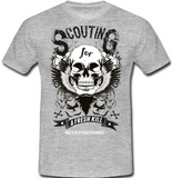 scouting for a fresh kill t-shirt