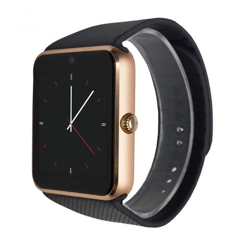 Phone Watch Android SmartWatches GT08 Clock Bluetooth Connectivity Smart Electronics with Sim Card Push Messages