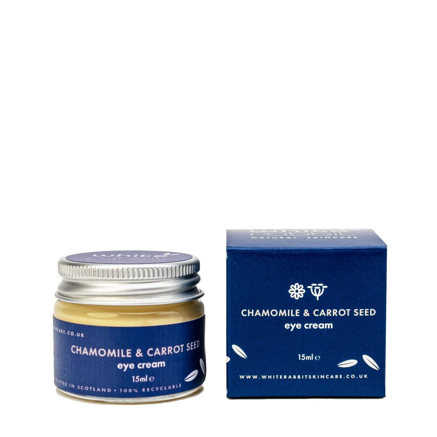Chamomile and Carrot Seed Eye Cream