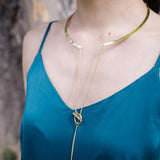 Casia Choker Necklace
