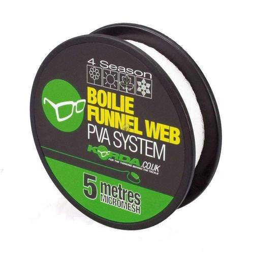 Boilie Funnel Web 4 Season 5m HEXMESH Refill