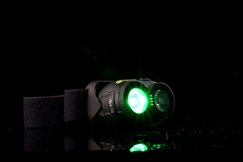 VRH150 USB Rechargeable Headtorch