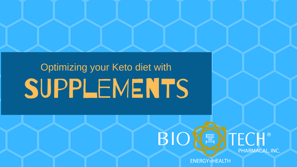 keto diet vitamin supplements nih