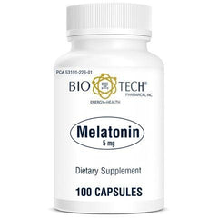 Melatonin (5 mg)