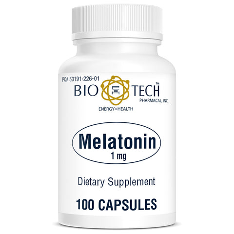 Melatonin (1 mg)
