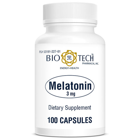 Melatonin (3 mg)