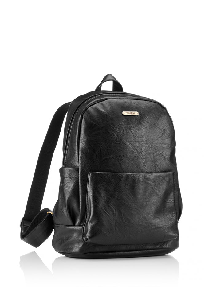 Darcey Backpack - Black - Ollie & Nic