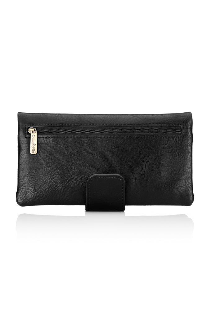 Darcey Purse - Black - Ollie & Nic