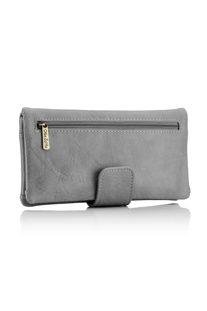 Darcey Purse - Grey - Ollie & Nic