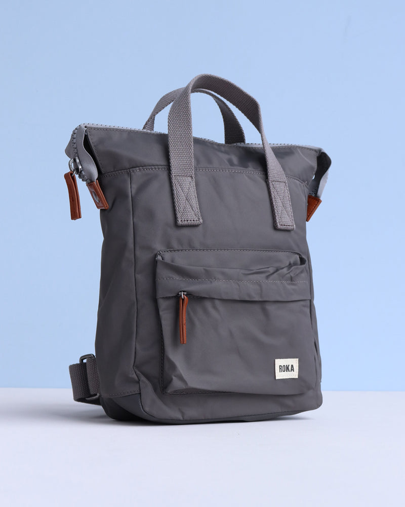 Roka Bantry B Mini Backpack - Graphite