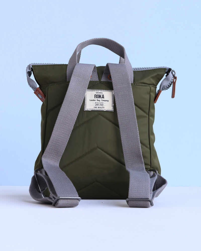 Roka Bantry B Mini Backpack - Military