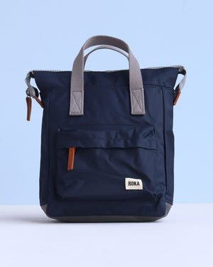 Load image into Gallery viewer, Roka Bantry B Mini Backpack - Midnight