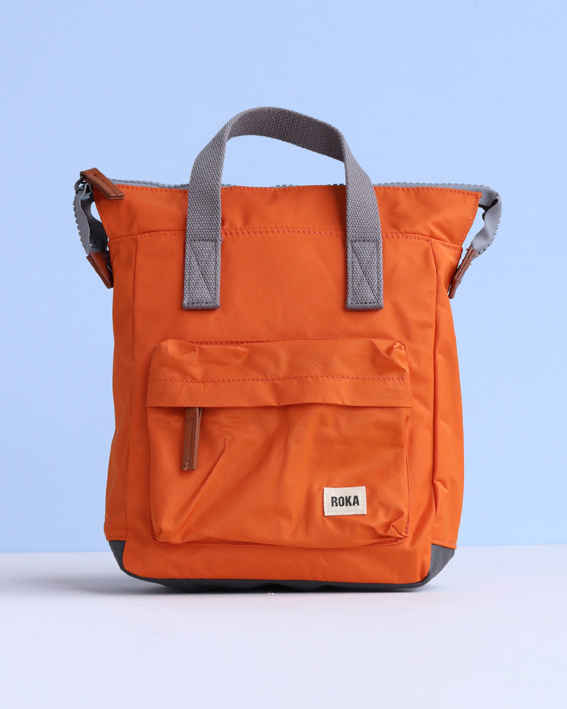 Roka Bantry B Mini Backpack - Burnt Orange