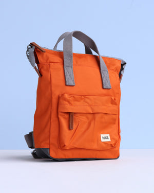 Load image into Gallery viewer, Roka Bantry B Mini Backpack - Burnt Orange