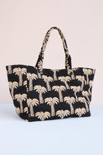 Beach Tote - Palm Trees - Ollie & Nic