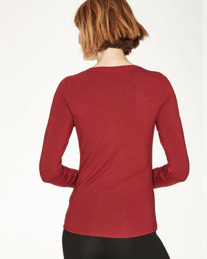 Billy Bamboo Top - Ruby