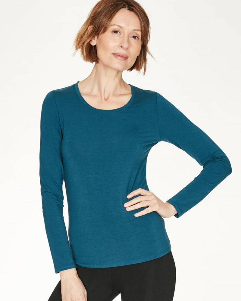 Billy Bamboo Top - Teal