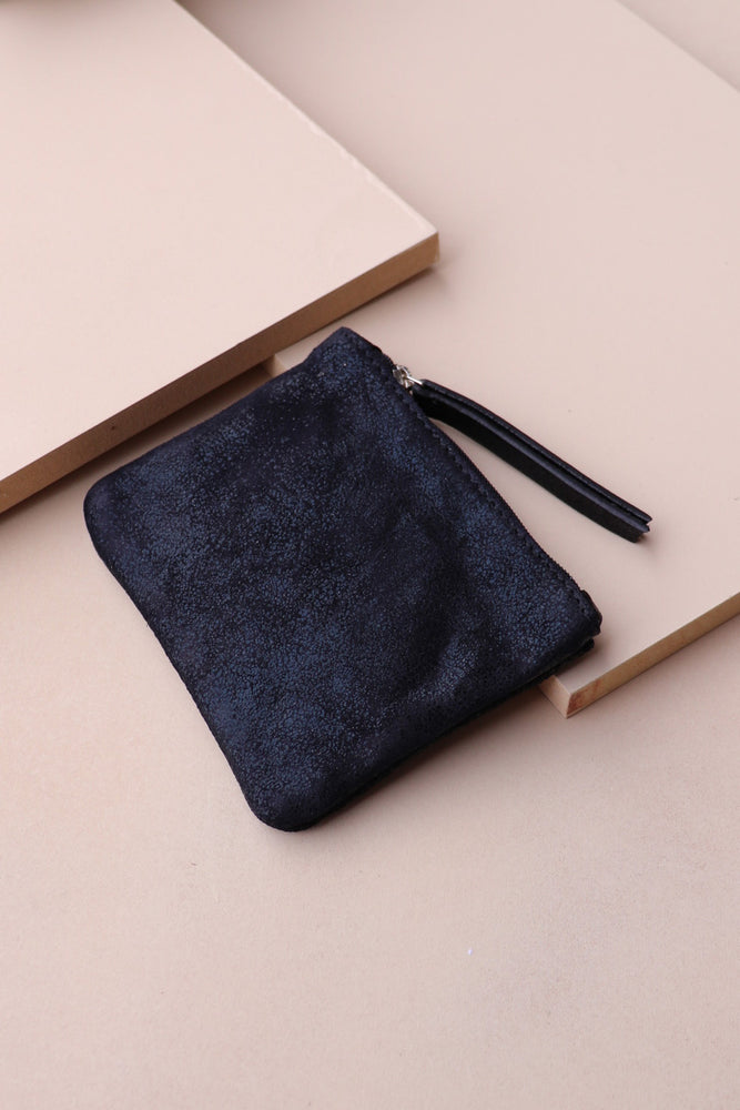 Coin Purse - Black - Ollie & Nic
