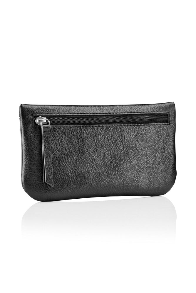 Belt Bag - Black Leather