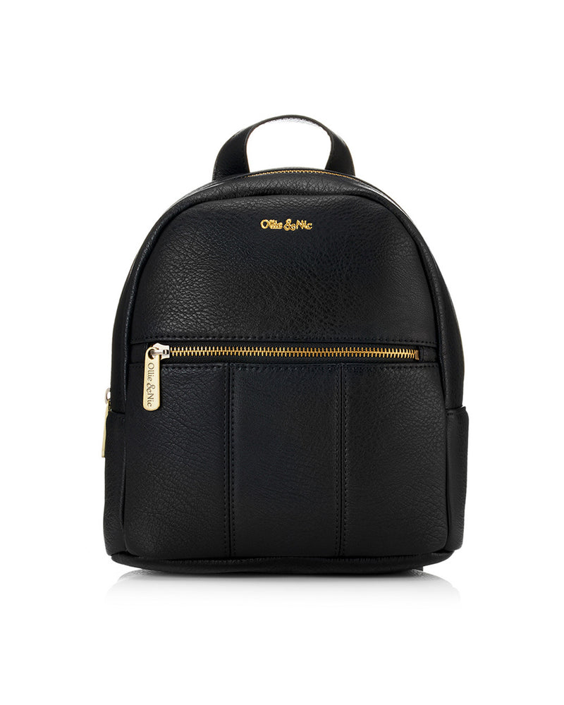 Blake Mini Backpack - Black