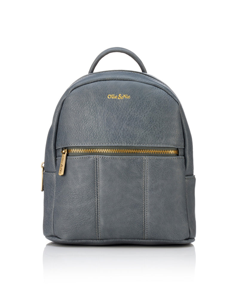 Blake Mini Backpack - Grey