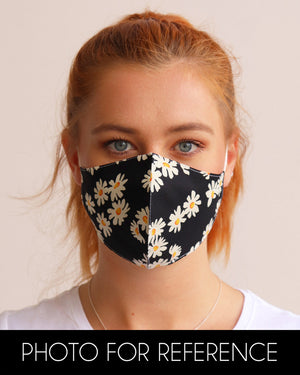 Load image into Gallery viewer, Camo Print Facemask - Blue