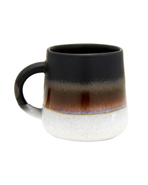 Load image into Gallery viewer, Mojave Glaze Mug - Black