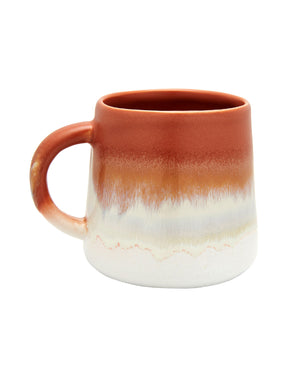 Mojave Glaze Mug - Brown