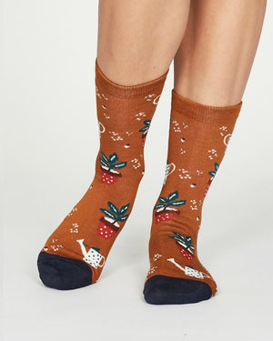 Load image into Gallery viewer, Eden Socks - Amber