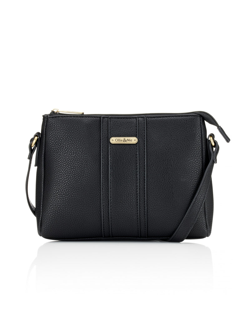 Etta Crossbody Bag - Black