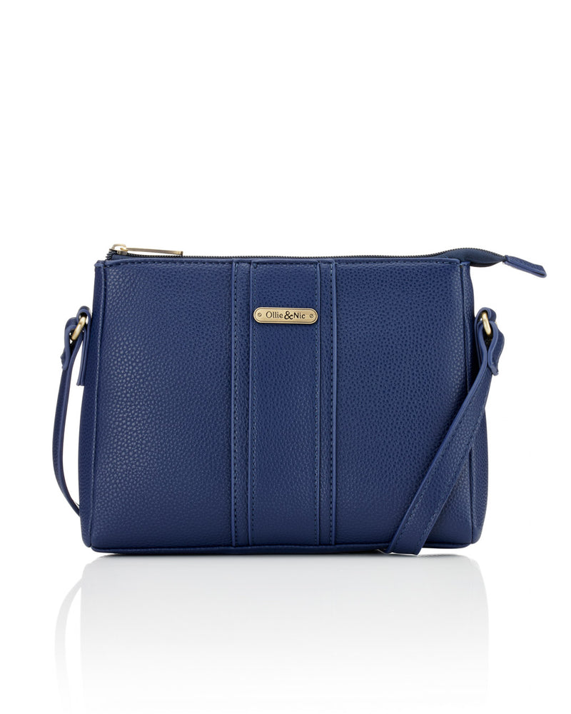 Etta Crossbody Bag - Navy