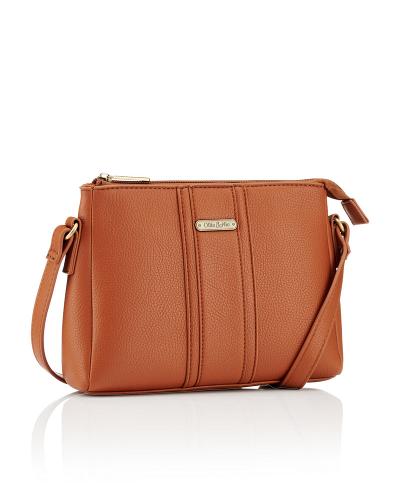 Etta Crossbody Bag - Tan