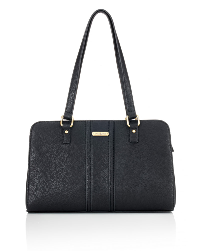 Etta Shoulder Bag - Black