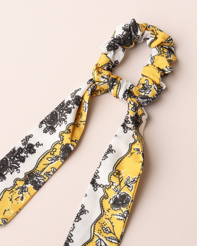 Load image into Gallery viewer, Scrunchie Scarf - Mustard