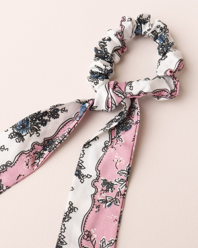 Load image into Gallery viewer, Scrunchie Scarf - Pink