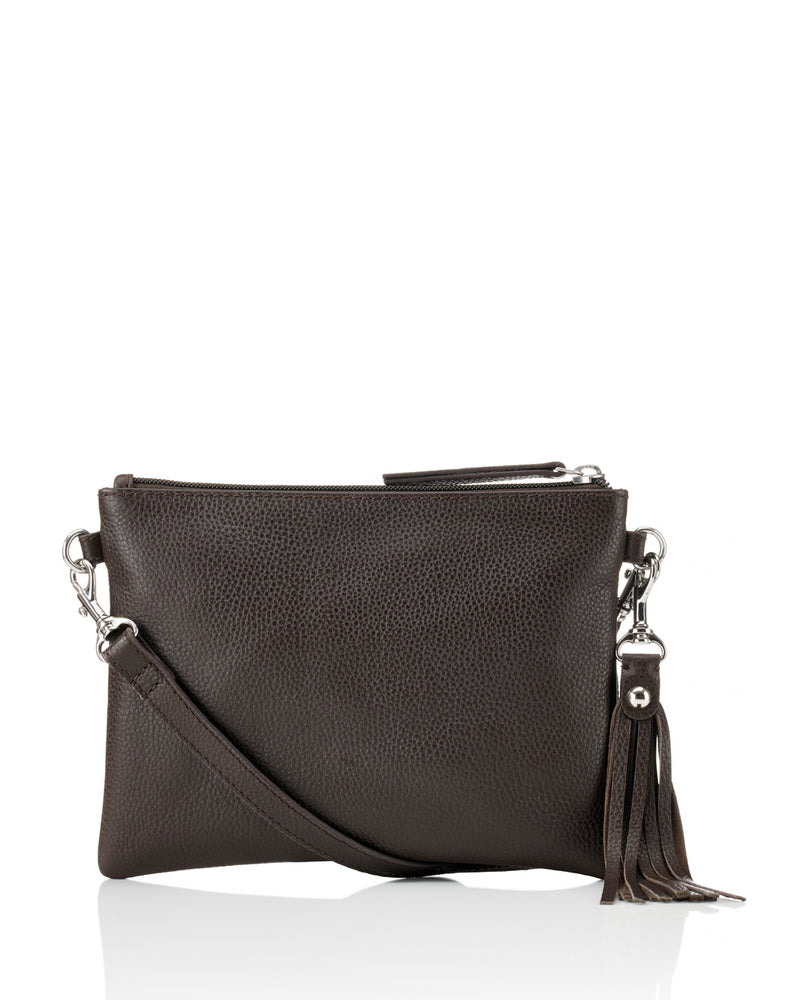 Hetty Crossbody - Chocolate